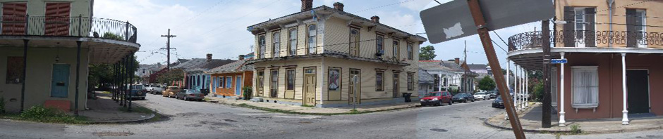 Bywater New Orleans