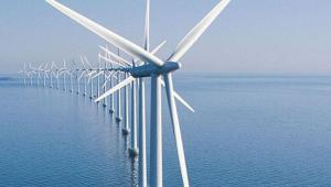Gulf Oil Spill Wind Turbine