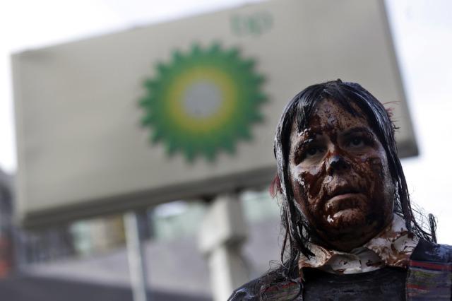 New Orleans Oil Spill