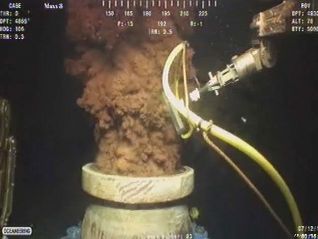 Gulf Oil Spill Riser