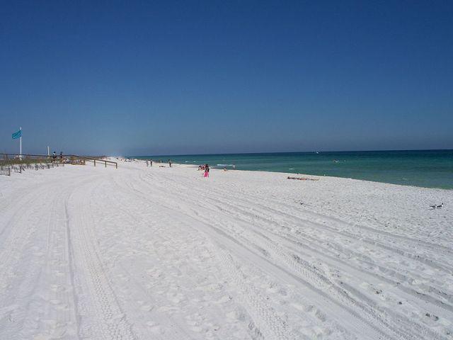Florida Navarre beach