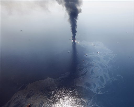 greenpeace oil rig