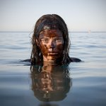 Gulf of Mexico Oil Spill Girl