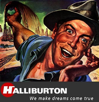 halliburton oil