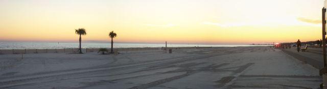 bay saint louis sunset