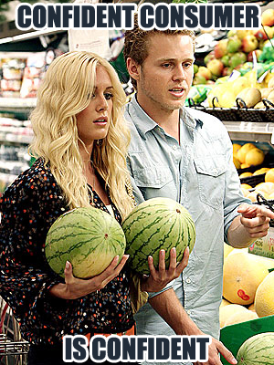 confident-consumer gulf of mexico oil spill melons