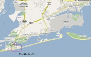 gulf of mexico oil spill _Perdido Key