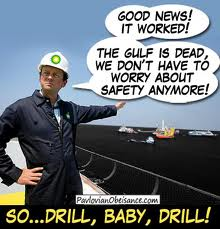 gulf of mexico oil spill bp safety