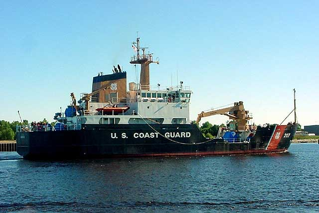 gulf of mexico oil spill coast guard cutter aspen