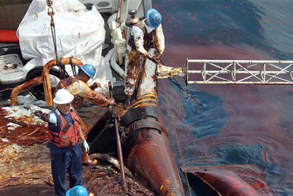 gulf of mexico oil spill goast guard cutter walnut