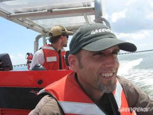 gulf of mexico oil spill John Hocevar