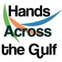 hands across the gulf logo gulf of mexico oil spill