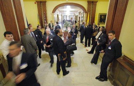 bp lobbyists