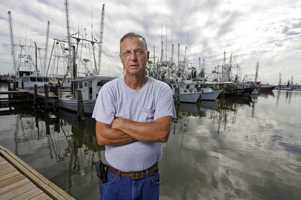louisiana seafood shrimpers