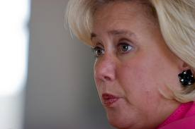 mary landrieu bp oil spill