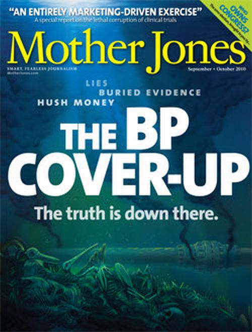 mother jones gulf of mexico oil spill