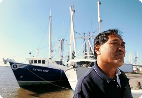 royal red shrimp fishing ban bp oil spill