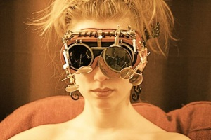 SteampunkMadScientistGoggles gulf of mexico oil spill