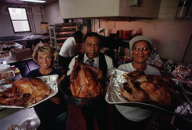 gulf of mexico oil spill Thanksgiving Turkeys