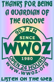 WWOZ 90.7 FM Livewire Music Event Calendar poster (1)