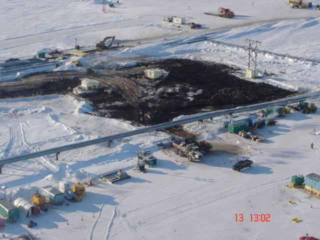 North Slope Oil Spill
