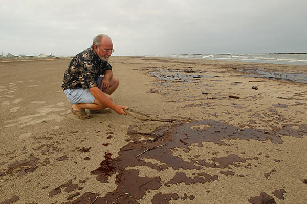 Oil Spill Liability Insurance