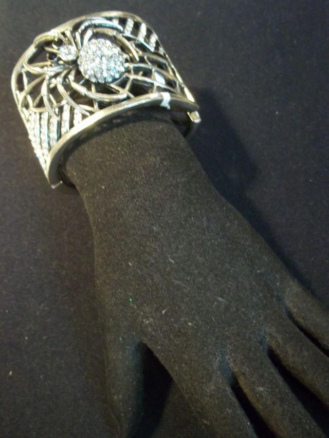 Spider Web Bracelet