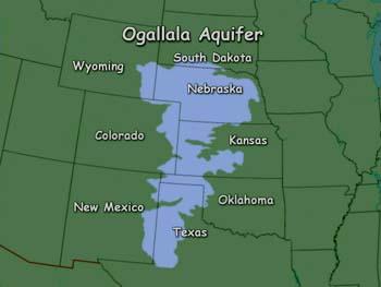 Ogallala aquifer,