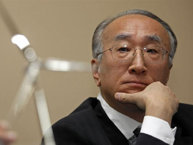 Nobuo Tanaka, Director of the International Energy Agency