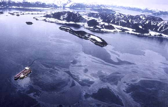 Alaska Prudhoe Bay oil_spill