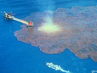 ixtoc-oil spill