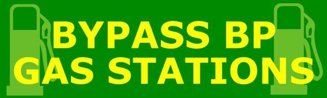 Bypass bp gas
