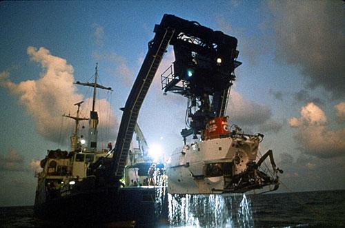 Research Vessel Atlantis