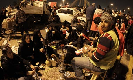 Bahrain Anti-Government Protest