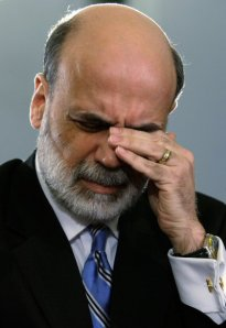 Bernanke China headache