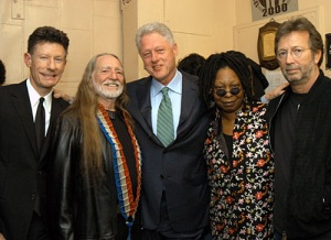 Bill and Willie at the Get Me High Club