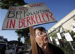 BP UC Berkeley
