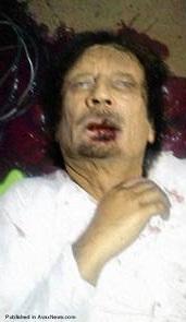 muammar gaddafi dies