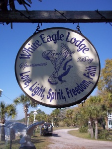 White Eagle Lodge Eastpoint Florida