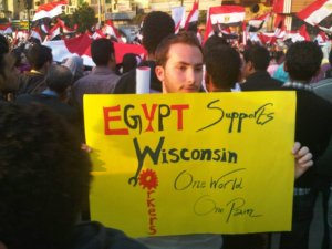 Cairo Egypt Madison Wisconsin