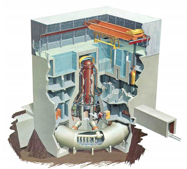general electric boiling water reactor mark I