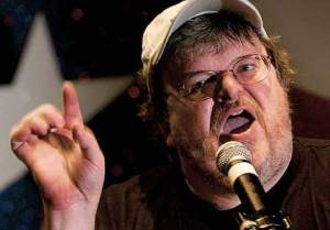 Wisconsin Protests Michael Moore