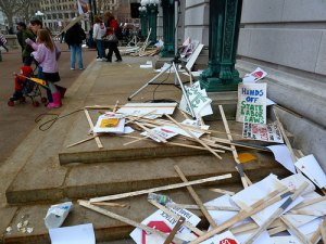 Wisconsin Capital closed for cleaning