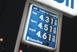california gas inflation