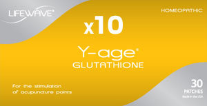 LifeWave Y-Age Glutathione and Aeon