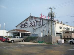 Joe Patti Seafood on Main Street