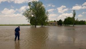 New Orleans Mississippi River Flood