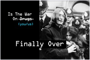 War on Drugs lennon