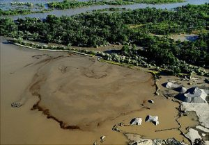 Montana Yellowstone River Exxon Oil Spill