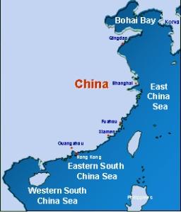 China Bohai Bay